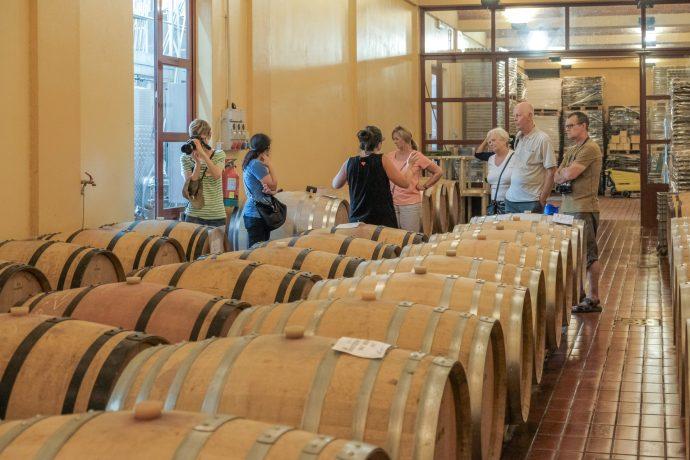 Tuscany Holiday Winery Visit