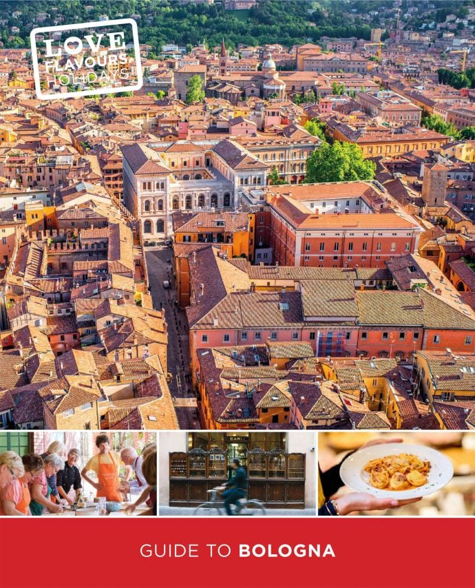 Bologna Guide Cover
