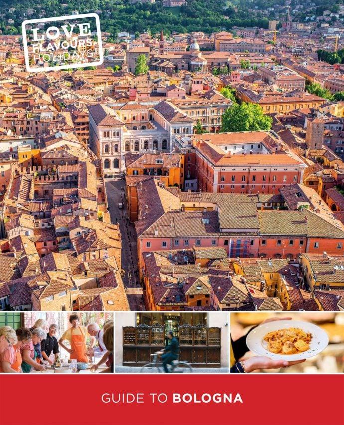 Bologna Guide Cover