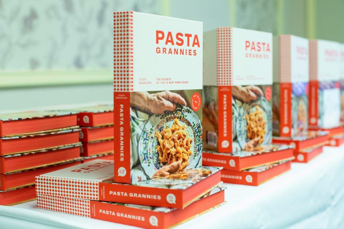 Pasta Grannies Books