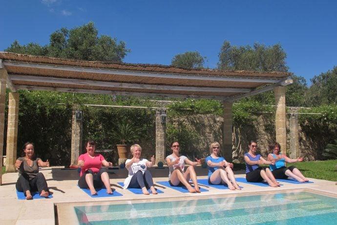 Pilates Puglia