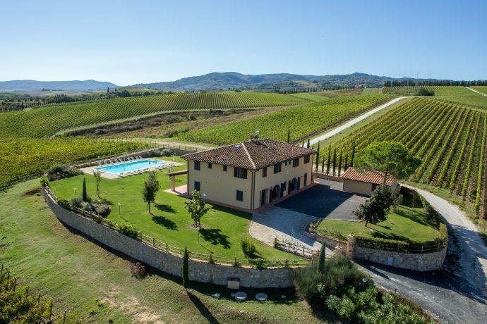 Villa San Luigi Tuscany