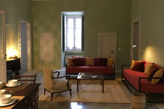PalazzoMaglie livingroom