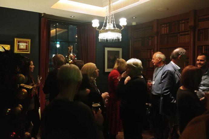 Pasta Grannies Event Edinburgh