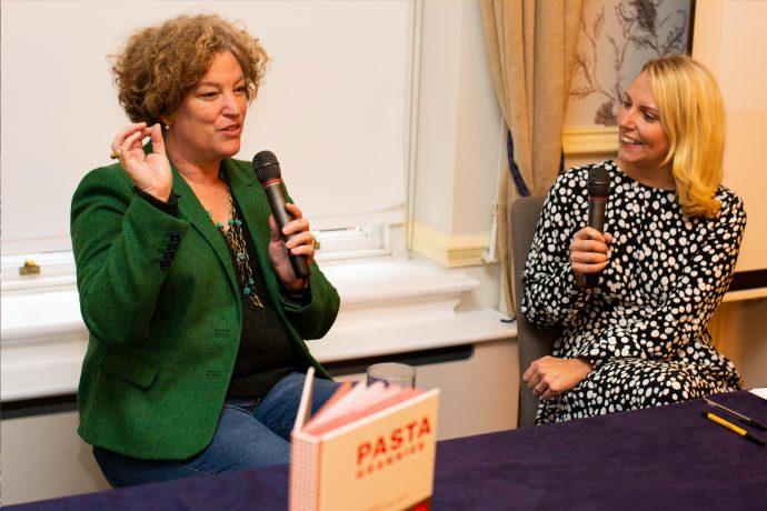 Pasta Grannies Event London
