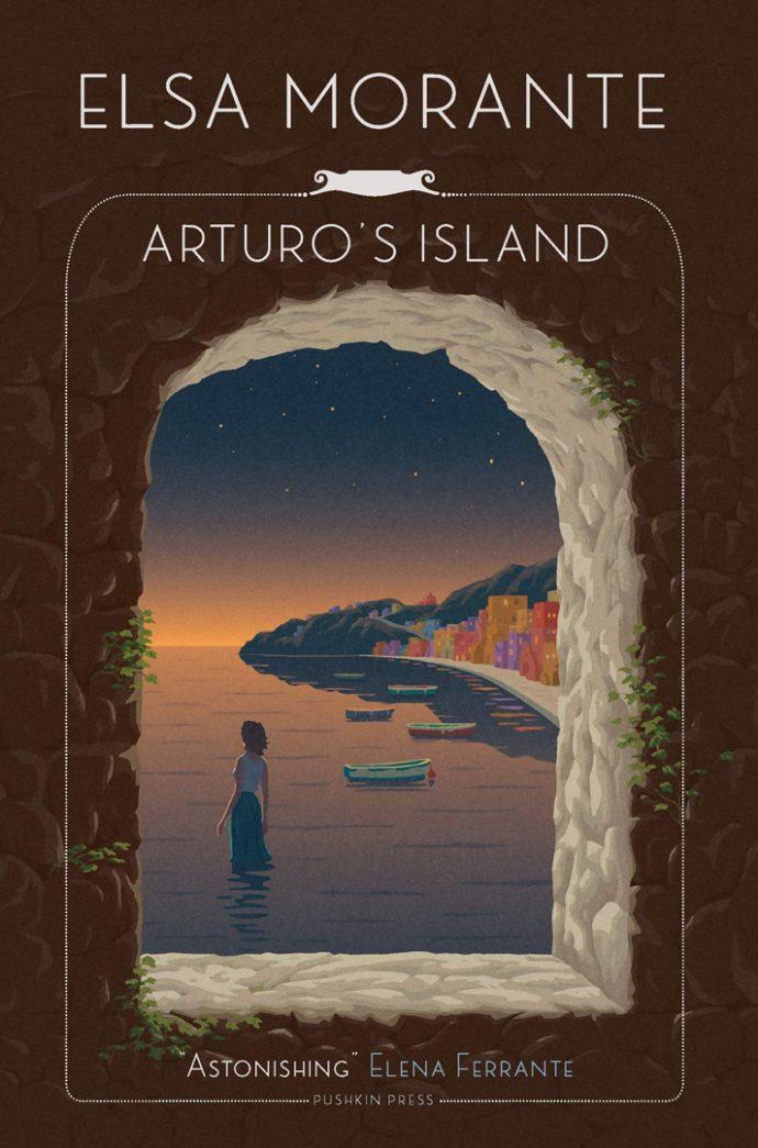 Arturos Island Elsa Morante