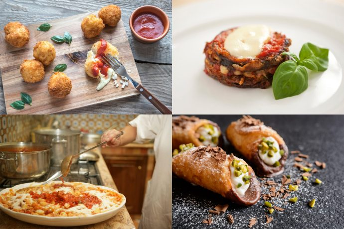 4 Quick and Easy Italian Recipes