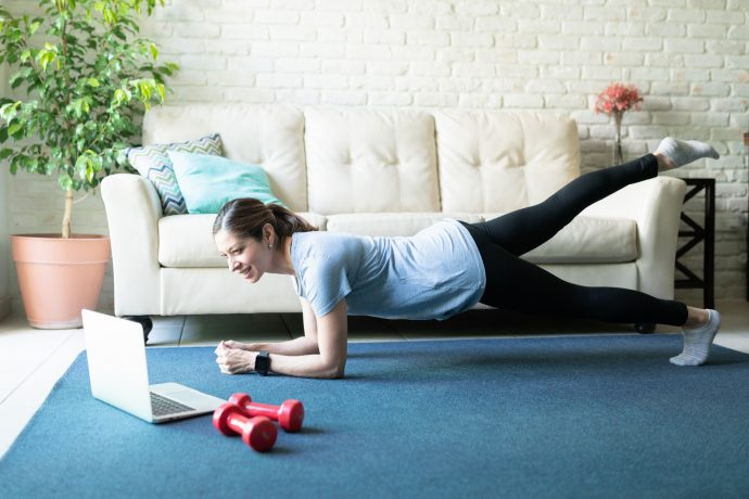 Online Pilates Classes