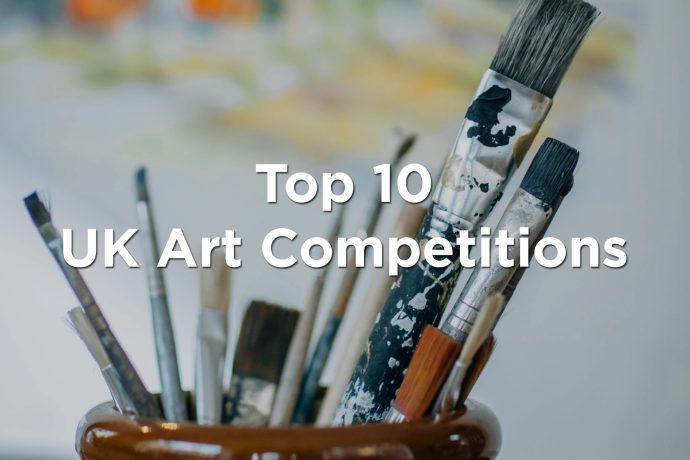 Top 10 UK Art Competitions