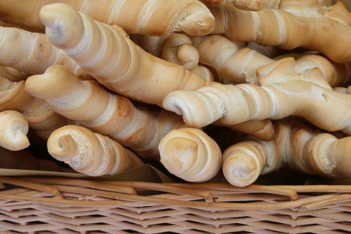 Coppia Ferrarese Italian Bread