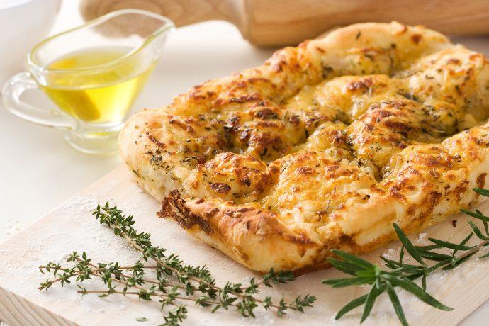 Focaccia Italian Bread