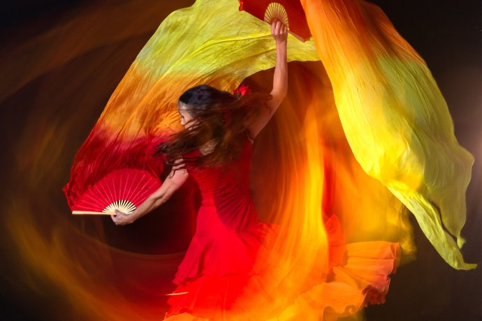 Online Flamenco Classes