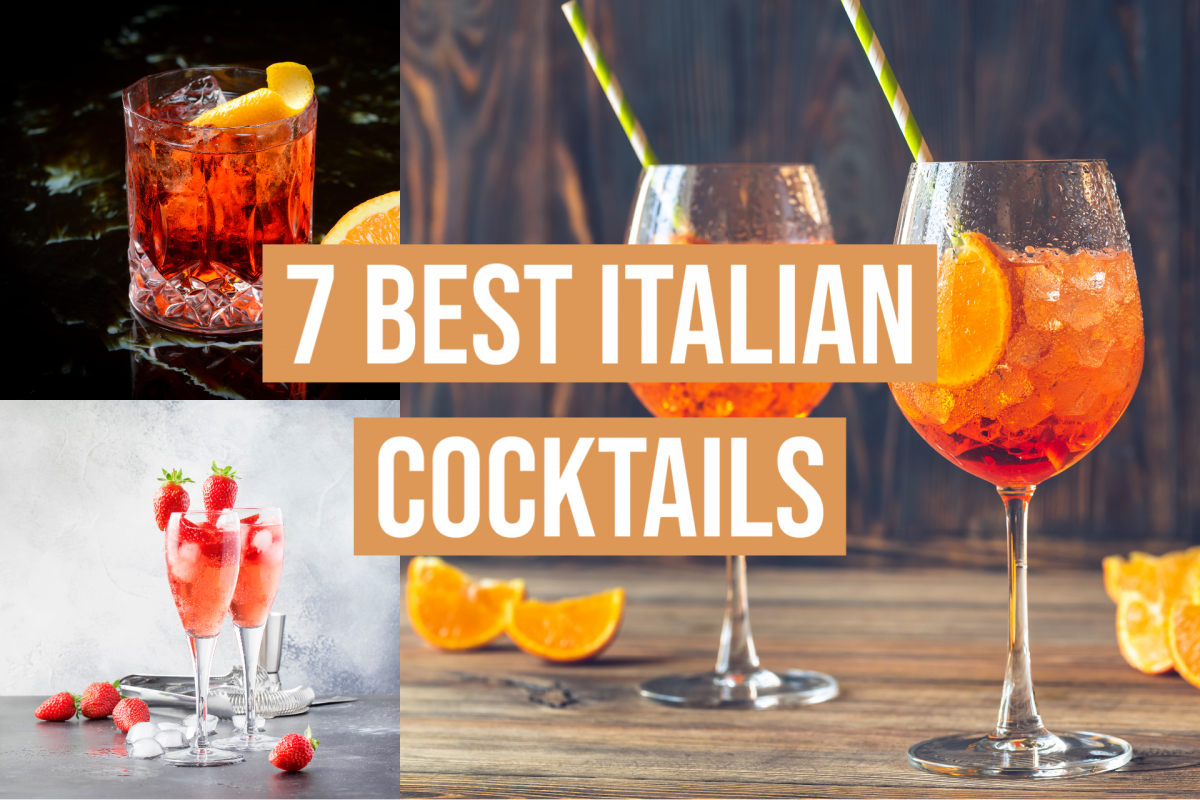7 Best Italian Cocktails to Make at Home