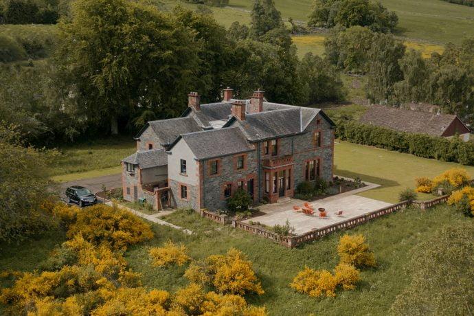 Aberfeldy Villa Dun Aluinn