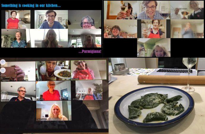 Online Cooking Classes Cheers