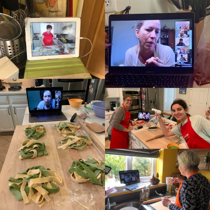 Online Cooking Classes Meet your Chef