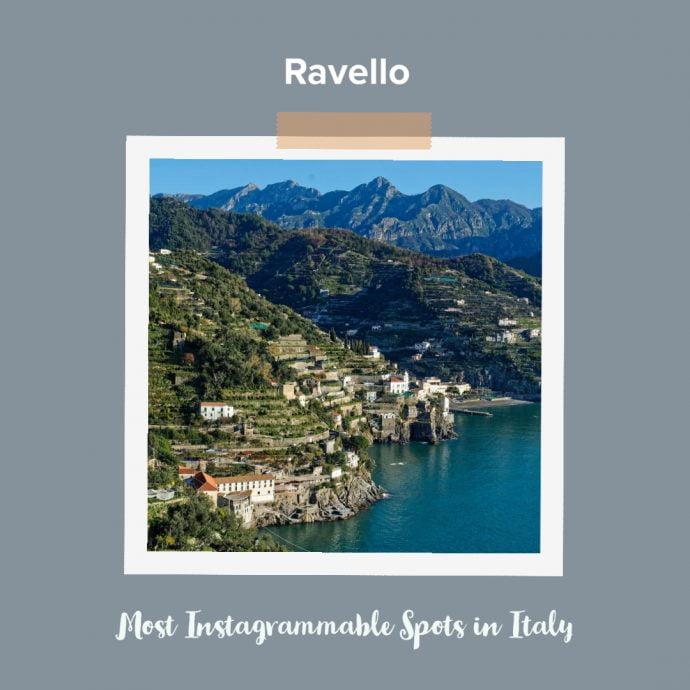 Most Instagrammable Places in Italy - Ravello