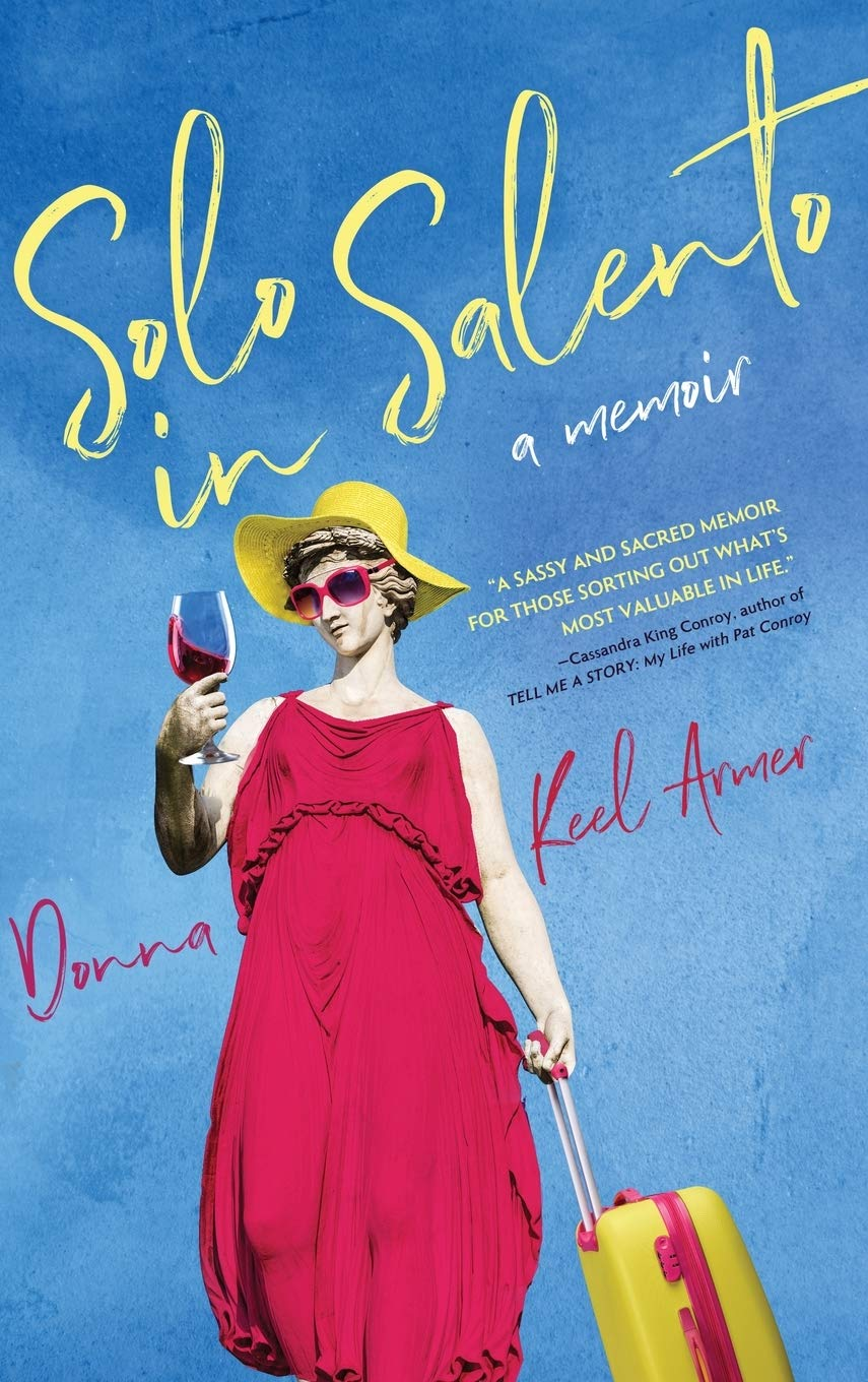 Front cover of Solo in Salento by Donna Armer