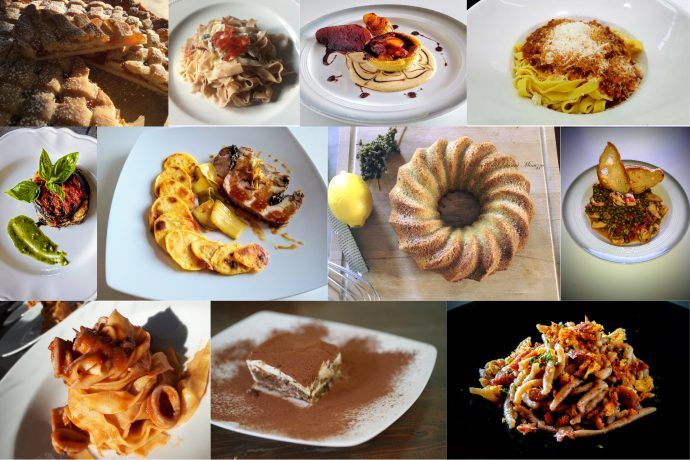 Virtual Foodie Tour of Italy