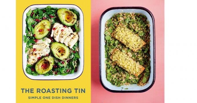 Roasting tin cookbook