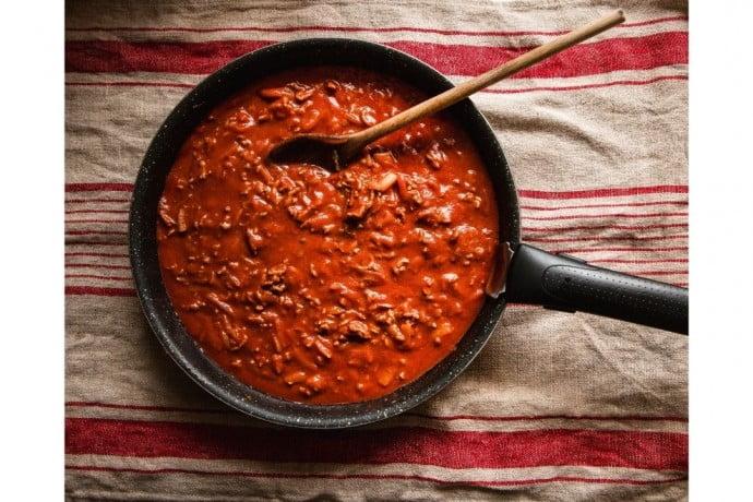 Bolognese ragu recipe