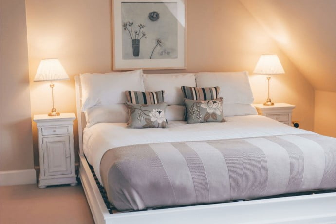 Ardoch House bedroom