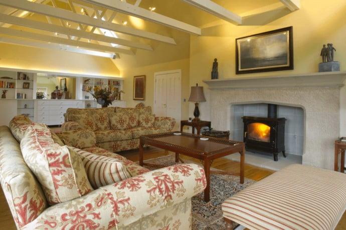 Ardoch House drawing room