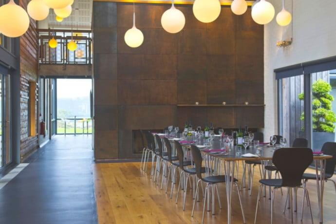 Ardoch House dining room