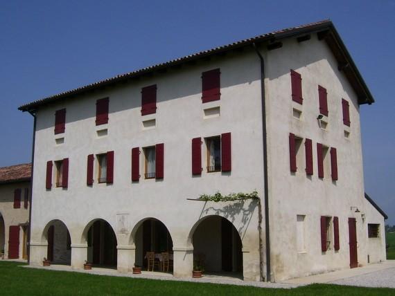 historic villa in Venice