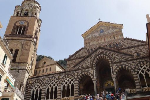 Cathedral in Amalfi.
