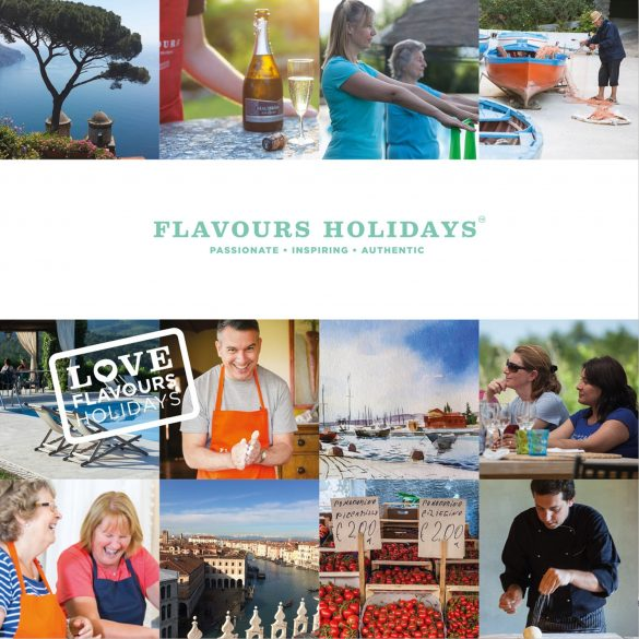 Flavours Holidays Brochure Cover