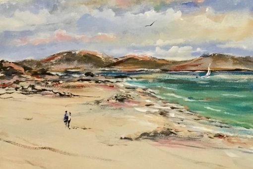 Mark Holden Painting Tutor Flavours Holidays Work 1