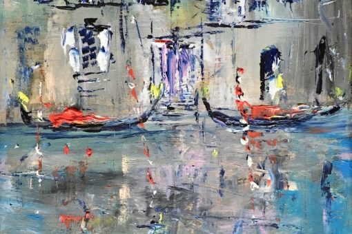 Mark Holden Painting Tutor Flavours Holidays Work 3