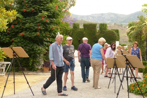 Painting Holidays in Andalusia Gallery 3