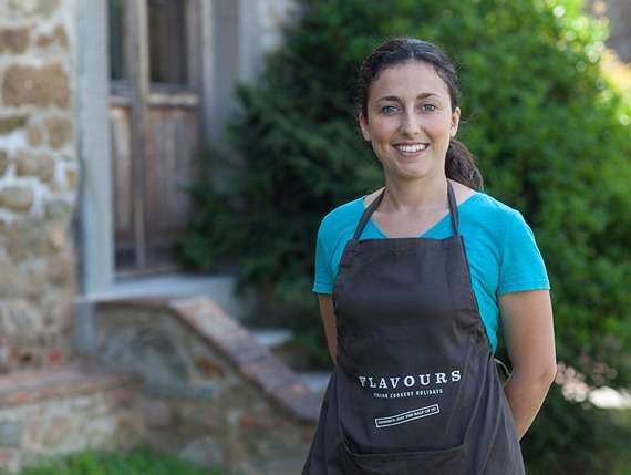 Antonella -Flavours Hostess