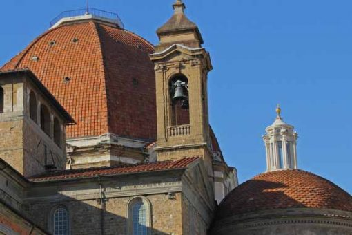 Old church building in Florence