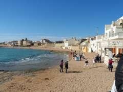 Beach in Sicily