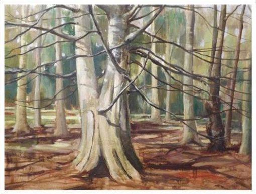 Painting by Ian Hamilton