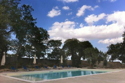 Pool in Sicily