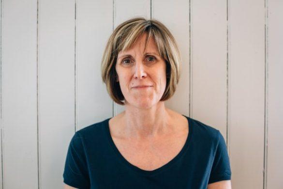Pilates teacher Ruth Partington.
