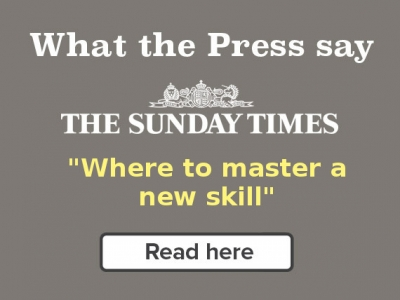 The Sunday Times quote: Where to master a new skill